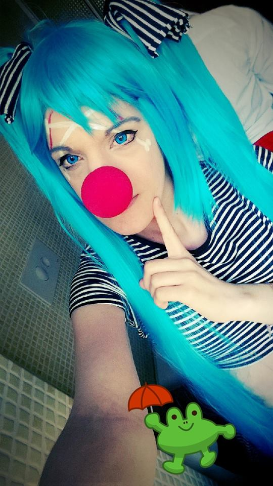 Buggy The Clown Cosplay by KunoichiPinkOsaki