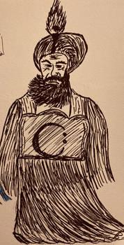 Sultan Aylame cammelein