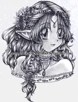 Kouri ref by Selene-Blackthorn