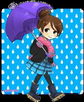 rainy days by meru90