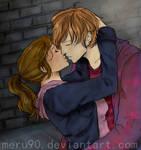 HP: the kiss