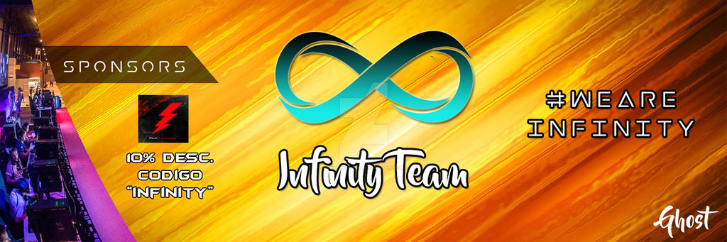 Infinity Team Banner 2. by GhostKiller2404