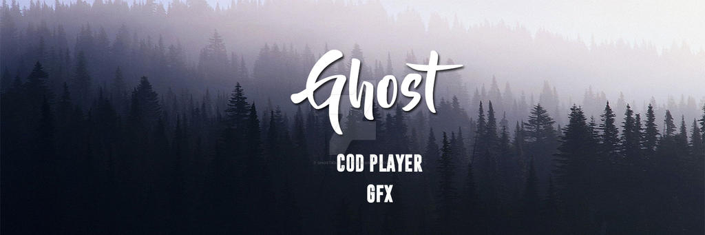 Ghost Cod + GFX by GhostKiller2404