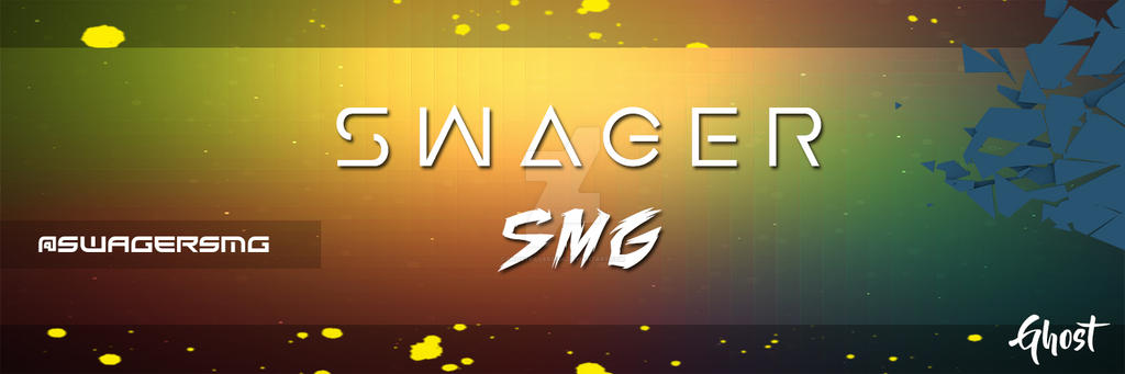 SwagerSMG by GhostKiller2404