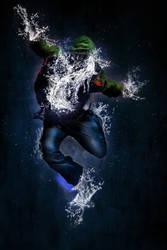 water man by emotka
