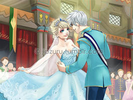 The Wedding Dance by Arialene