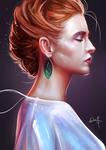 Stylized Portrait #14