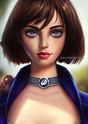 Elizabeth by Nixri