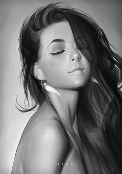 Portrait #20 - Study