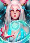 Spirit Blossom Ahri (Ult Form)