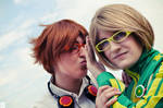 P4: Twue Wuv by skwinkography