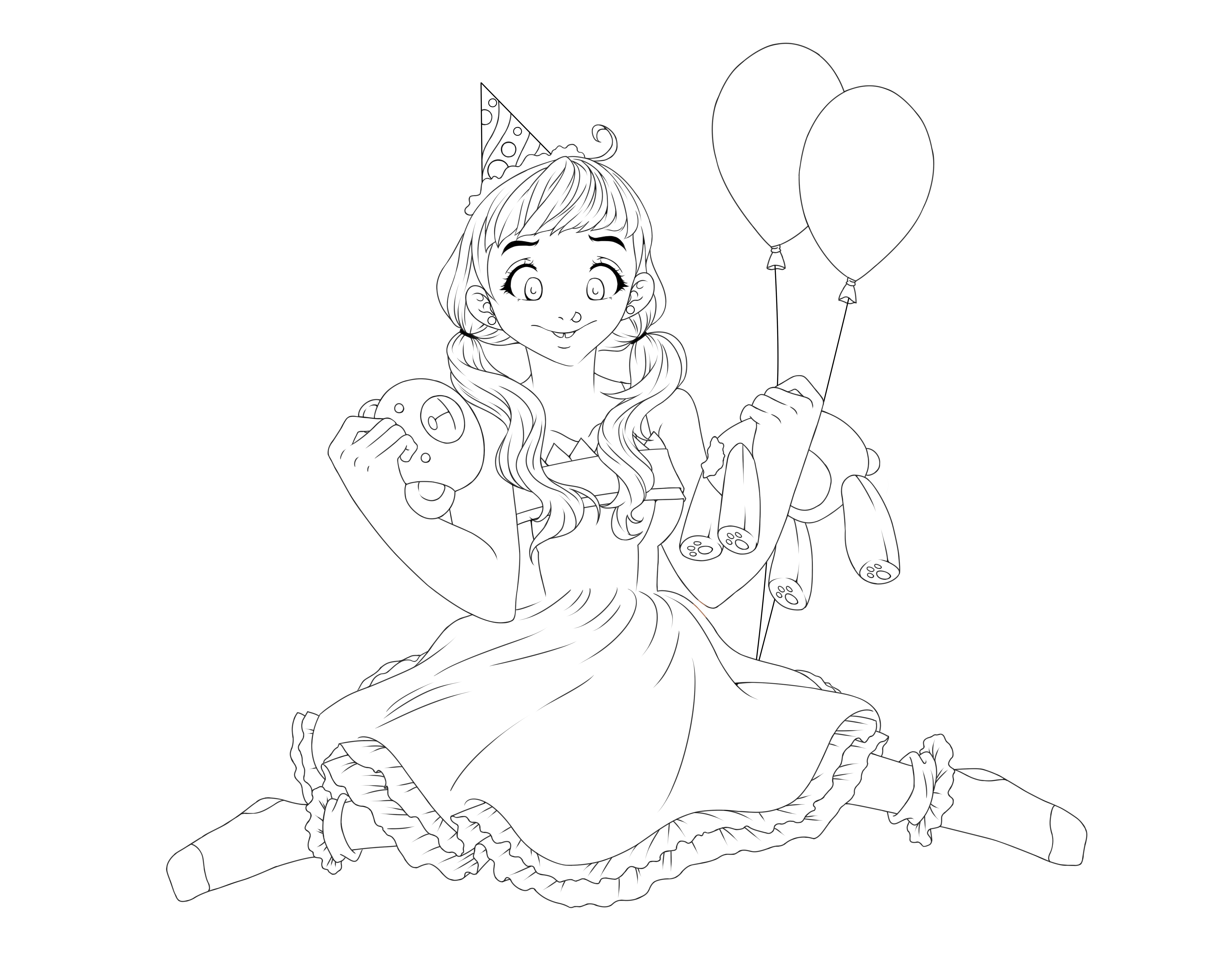 Cry Baby Melanie Martinez Coloring Page Coloring Pages