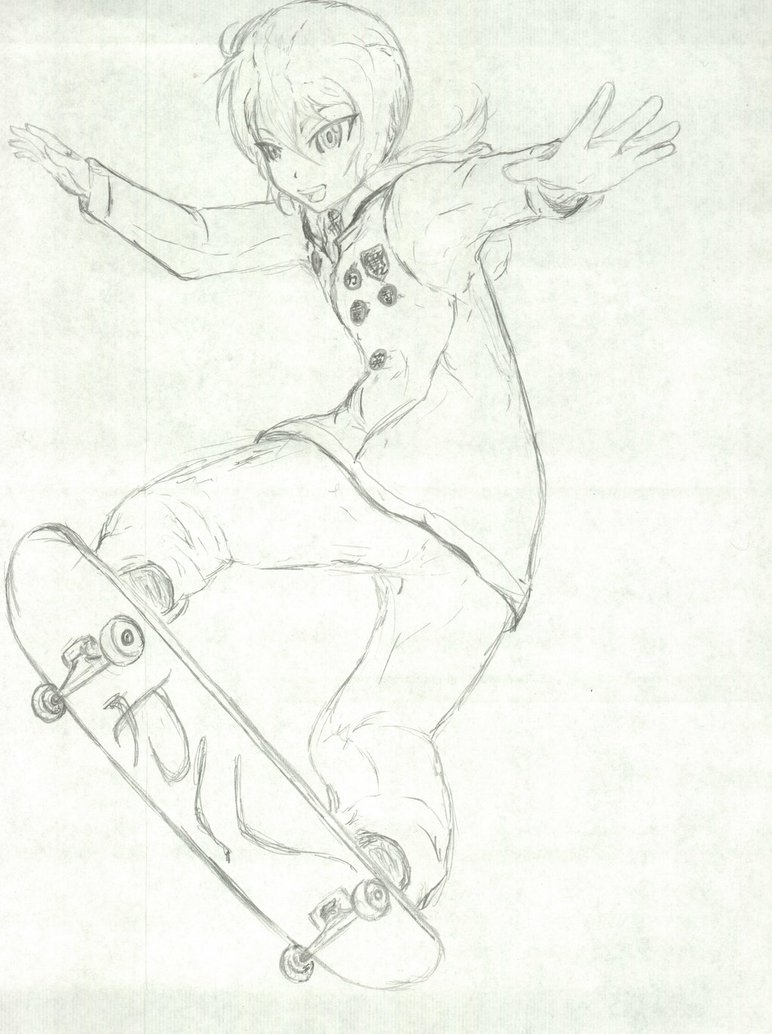 Shiro (renewed) by phantomblade88