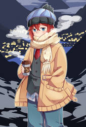 Winter Casual Tristan