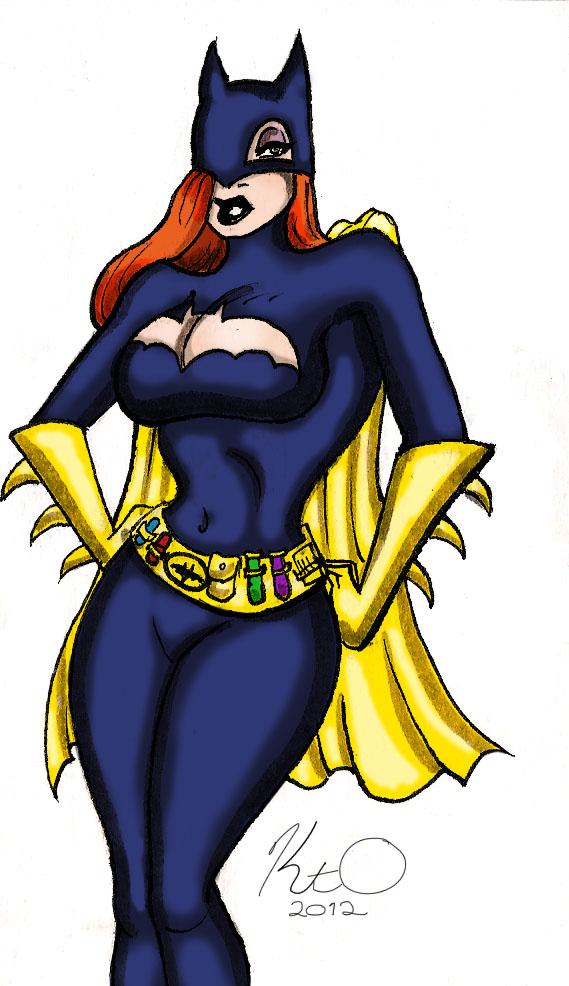 Jessica Rabbit Batman by KtObermanns