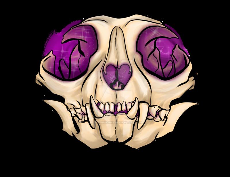 Skull by KtObermanns
