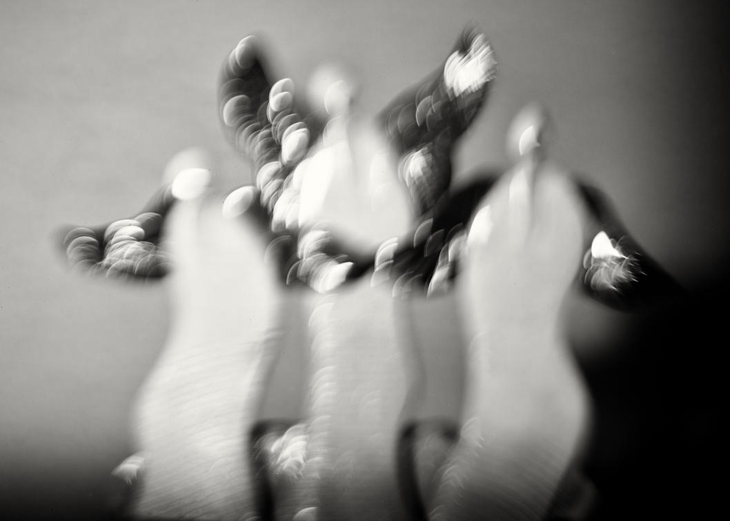 Three Angels II by HorstSchmier