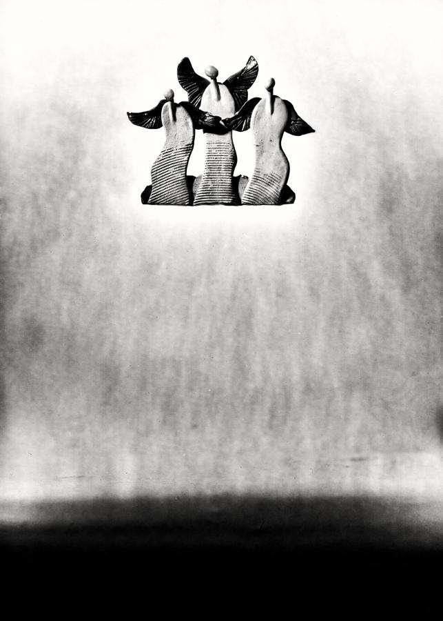 Three Angels  III by HorstSchmier