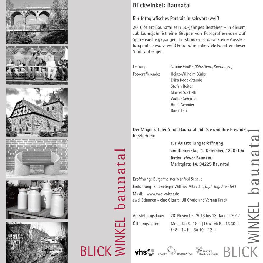 Einladung - Invitation by HorstSchmier