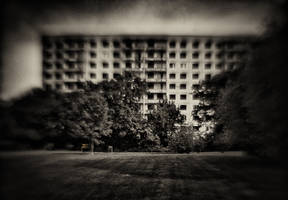 Halle Neustadt (HaNeu) by HorstSchmier