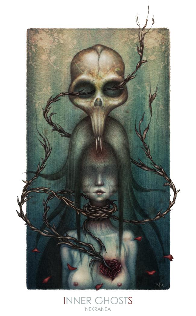 Inner Ghosts by Nekranea