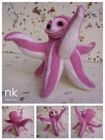 Little Squidy by Nekranea