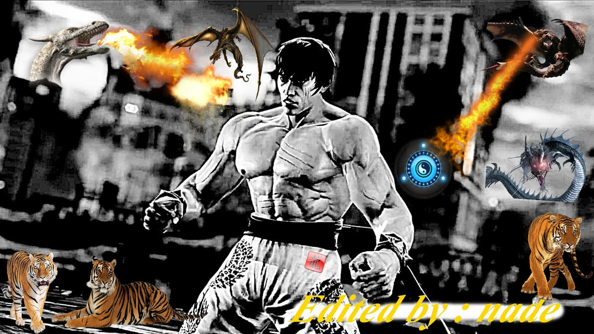 Marshall Law Tekken Wallpaper Edit By Nade NadirSenderovic
