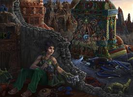 Beyond Good and evil Fan Art by YanQuelais