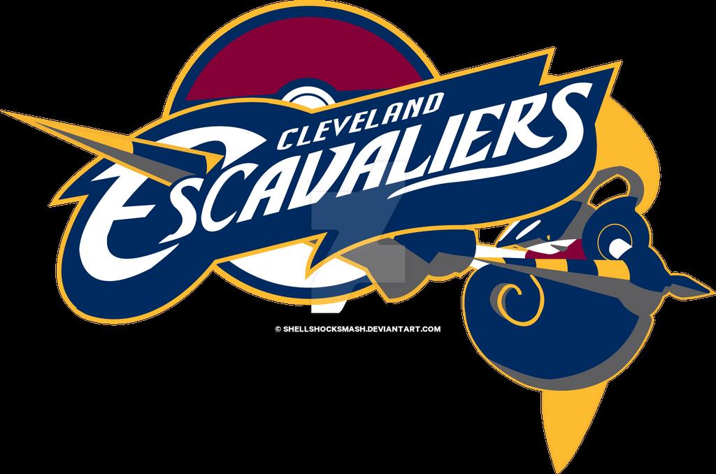 Cleveland Escavaliers Pokemon Draft League Logo!