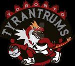 Toronto Tyrantrums Pokemon Draft League Logo!