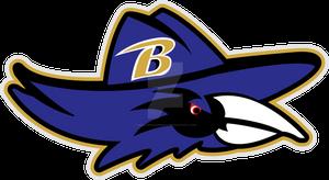 Baltimore Honchcrows Pokemon Draft League Logo!