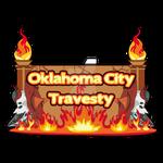 Oklahoma City Travesty Pokemon Champions Logo!