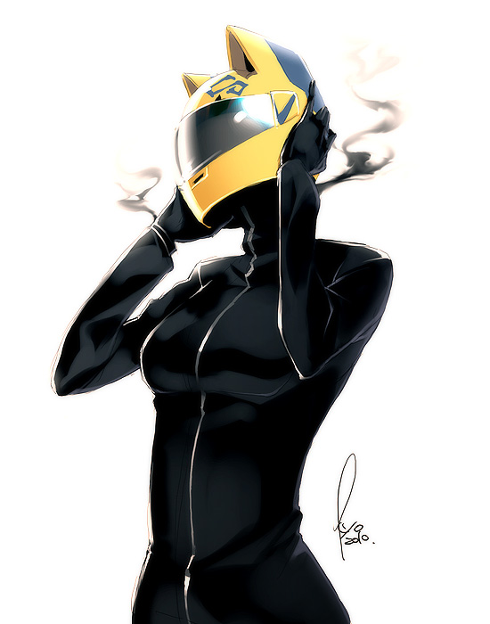 Celty by Vanessa-Retake