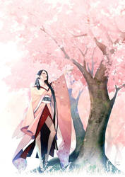SAKURA by Vanessa-Retake