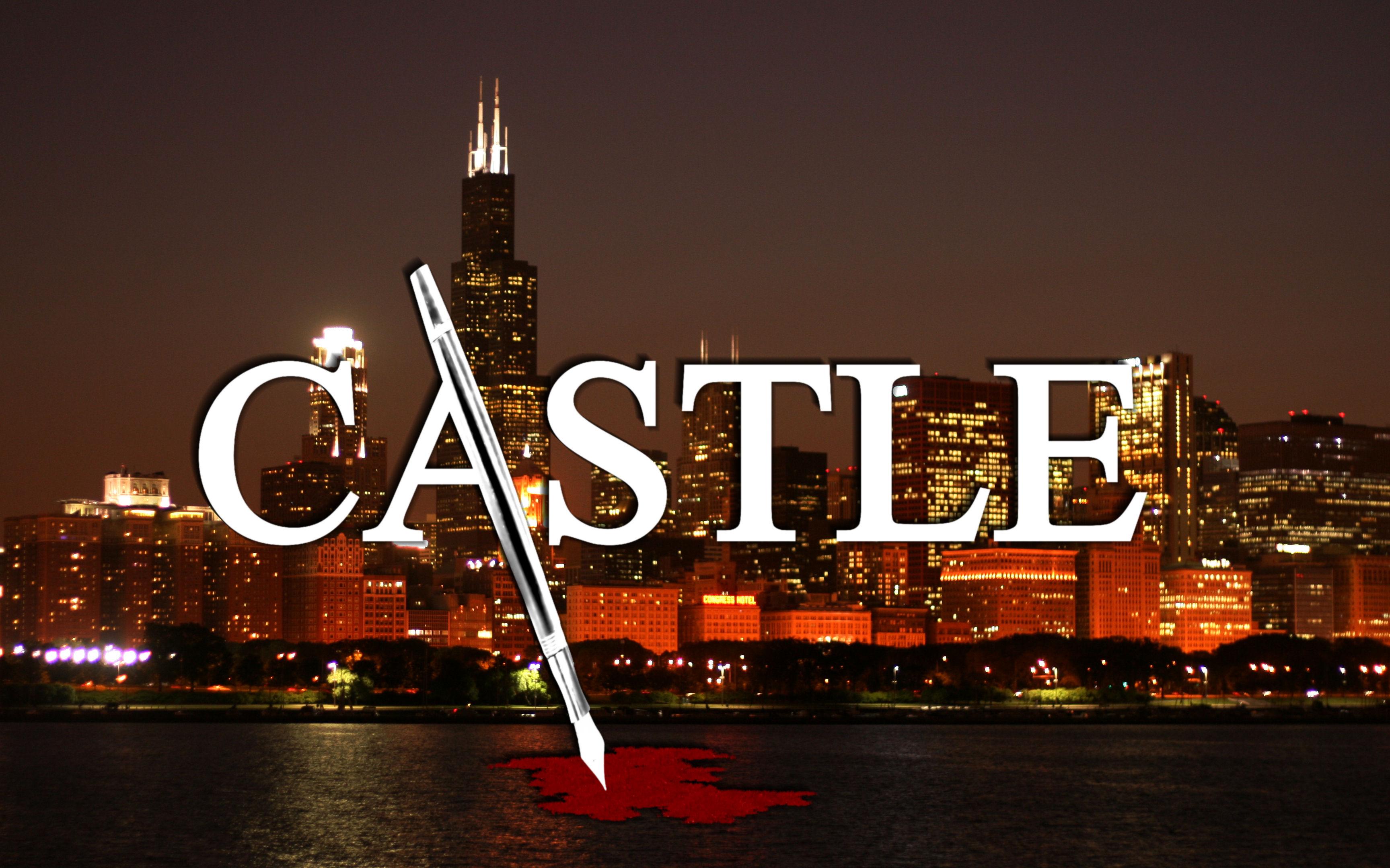 Castle Logo Wallpaper Fanmade By Michygeary On Deviantart