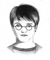 Harry Potter by TheEmptyChest