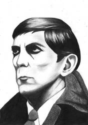 Barnabas Collins by TheEmptyChest