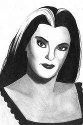 Lily Munster by TheEmptyChest