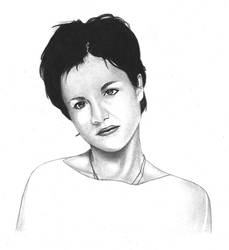Dolores O'Riordan by a-perpetual-hiraeth