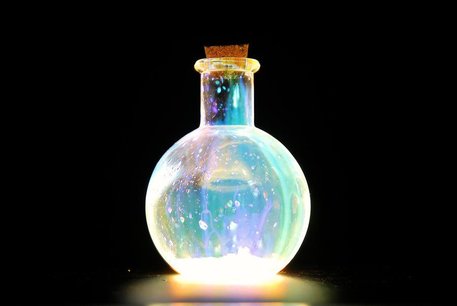 Keeping My Dreams In A Bottle by KatieLambert