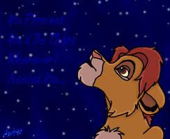 Endless Night Teen Simba