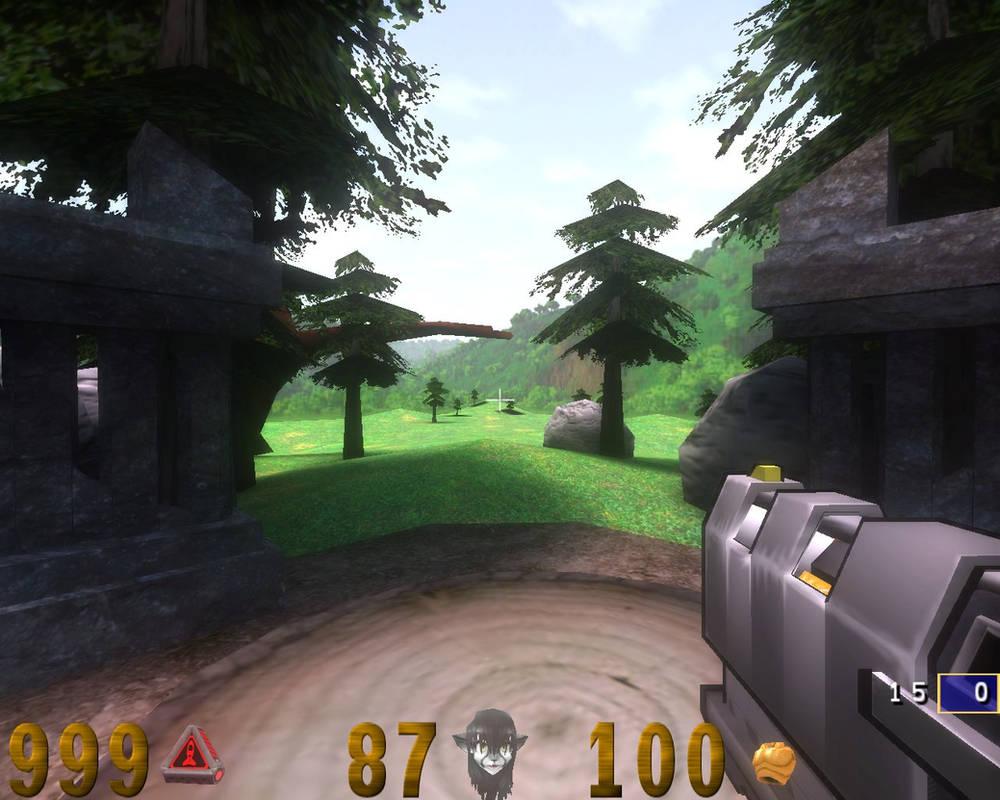 Open) Quake 3 Arena by WarMocK on DeviantArt