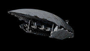 Star Wars - GR-75 Medium Freighter (Front)