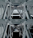 Star Wars - imperial Neb-B Launchrack (comparison)