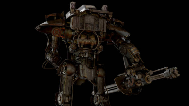 Warhammer 40k - The Artifex-Pattern IV