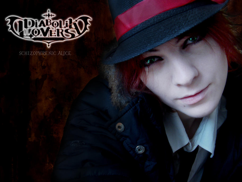 DIABOLIK LOVERS: Laito by SCHIZOPHRENIC-ALICE