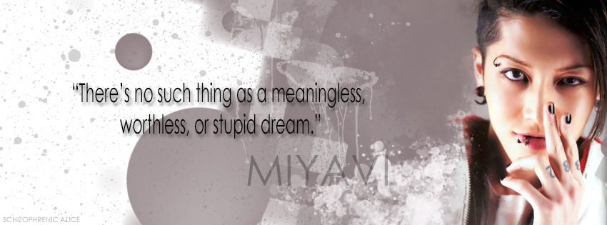 Miyavi Facebook timeline by SCHIZOPHRENIC-ALICE