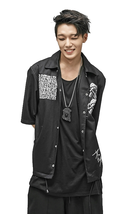 Bobby iKON render by SCHIZOPHRENIC-ALICE