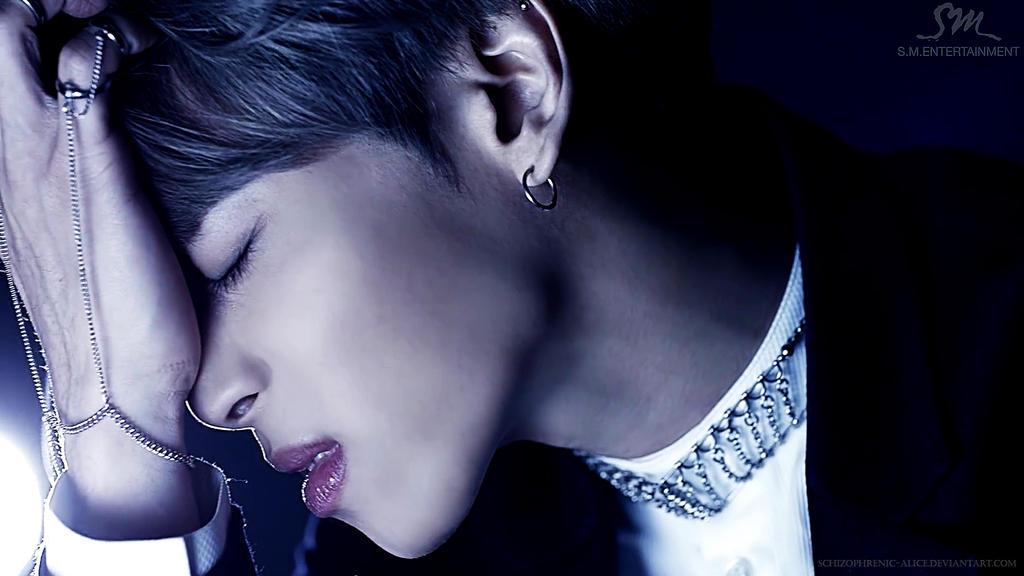 Jonghyun Crazy II by SCHIZOPHRENIC-ALICE