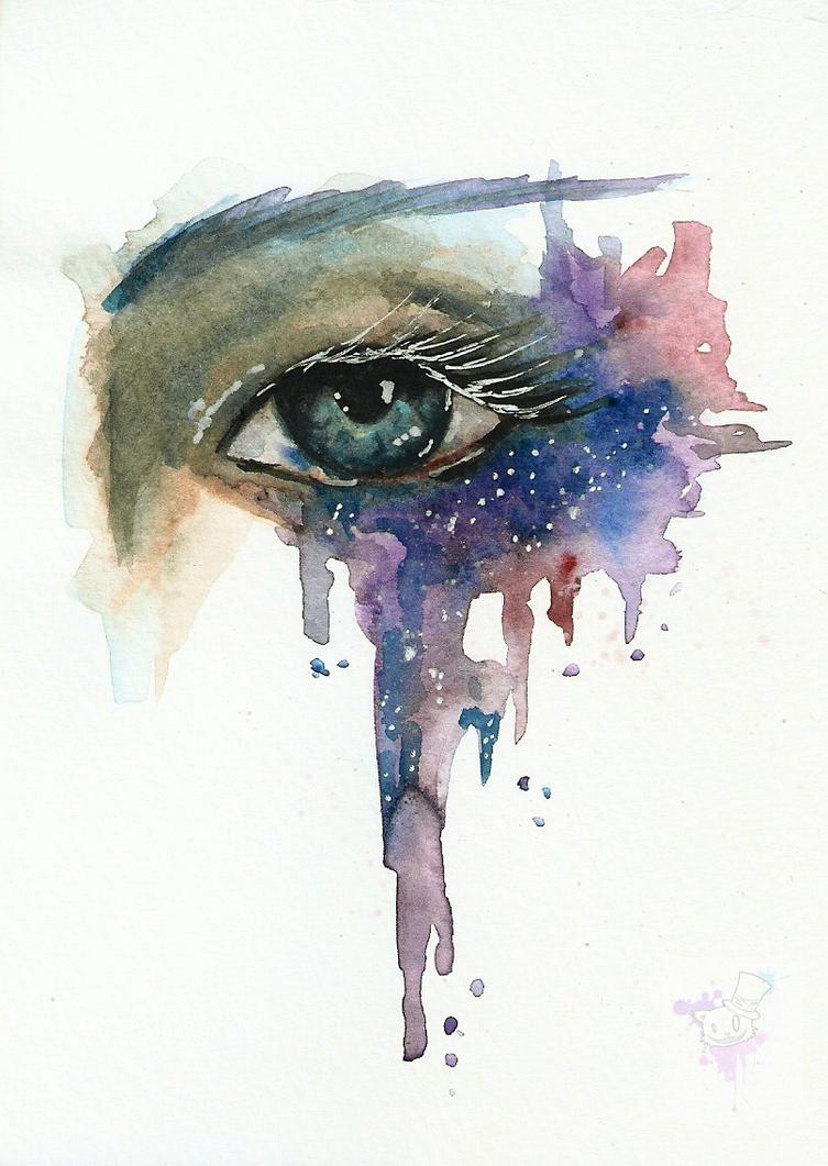 the Eye by SCHIZOPHRENIC-ALICE
